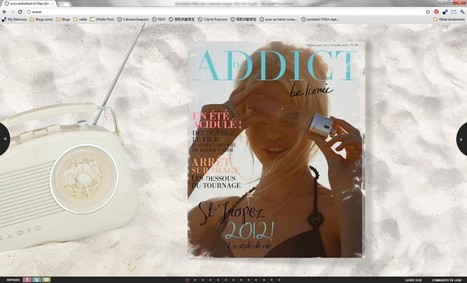 Dior Addict « And Dior created woman » | Luxe, Communication & Digital | Scoop.it