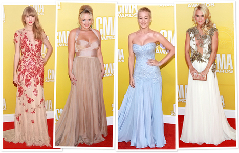 CMA Awards 2012: Find Out What Everyone Wore! | Fashion for all man kind | Scoop.it