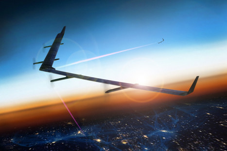 Facebook Is About to Test Its Enormous Solar-Powered Drone | Post-Sapiens, les êtres technologiques | Scoop.it