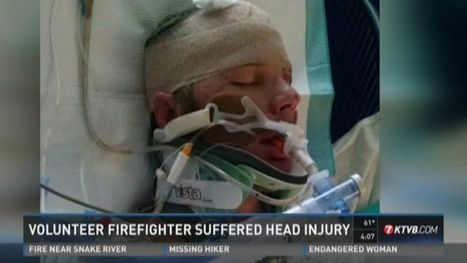 Eagle firefighter recovering from traumatic head injury | Atlanta Trial Attorney  Road SafetyNews; | Scoop.it