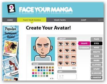 Programas en Internet para diseñar caricaturas y avatares | Herramientas para crear y compartir | Scoop.it