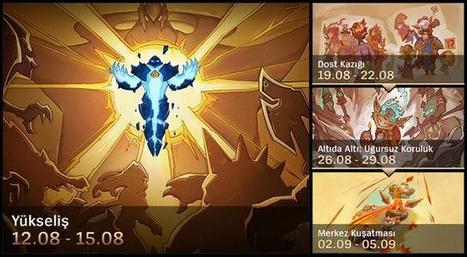 League of Legends Dönüşümlü Oyun Modu | MMOnline Oyunlar | Scoop.it