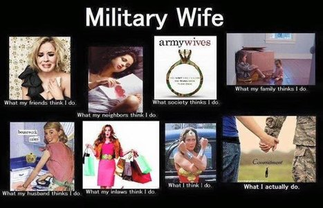 Military Wife | What I really do | Scoop.it