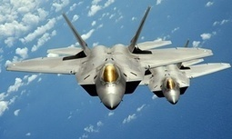 #US sends F-22 fighter jets to #Europe as part of #Ukraine response - The Guardian #imperialism #NATO #OTAN | News in english | Scoop.it