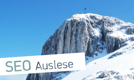 SEO Auslese April 2014 | Projecter GmbH | Social Media | Scoop.it
