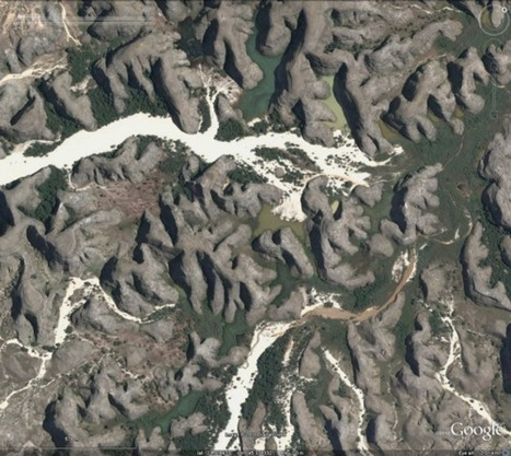 Pathological Geomorphology | GeoEcumene2 | Scoop.it