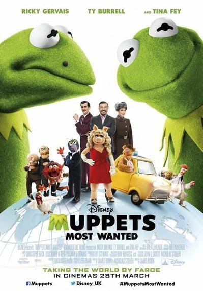 """{1080px}Watch Muppets Most Wanted 'Movie' Online Free """"Adventure & Comedy"""" 