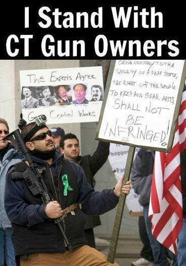 Timeline Photos - I Stand With CT Gun Owners | Facebook | Criminal Justice in America | Scoop.it