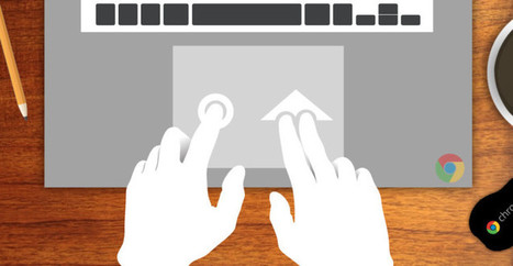 How To Right Click on a Chromebook (And Other Gestures)   21st Century Librarian   Scoop.it