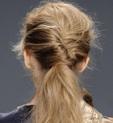 4 More Simple Ways to Tweak Your Ponytail: Girls in the Beauty Department   kapsel trends   Scoop.it