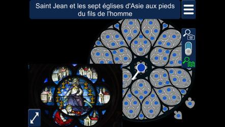 Téléchargez l'application « Vitraux Sainte-Chapelle » et percez les mystères des vitraux du monument édifié par Saint Louis | Clic France | Scoop.it