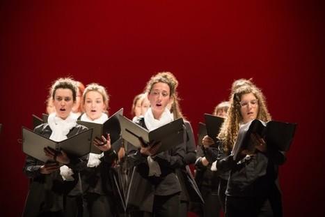 La jeunesse de l'Opéra de Rennes ravive l'Orestie | Olyrix | Opéra de Rennes | Scoop.it