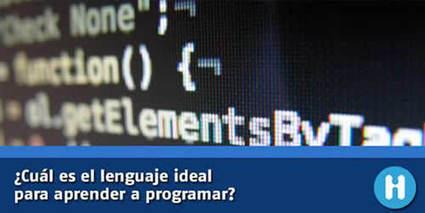 ¿Cuál es el lenguaje ideal para aprender a programar?   tecno4   Scoop.it
