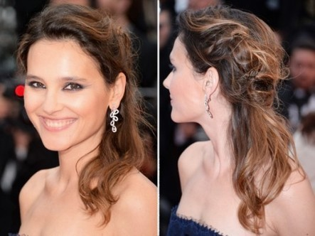 One Shoulder Eighties: La coiffure qui fait craquer les stars ... | Institut de beaute | Scoop.it