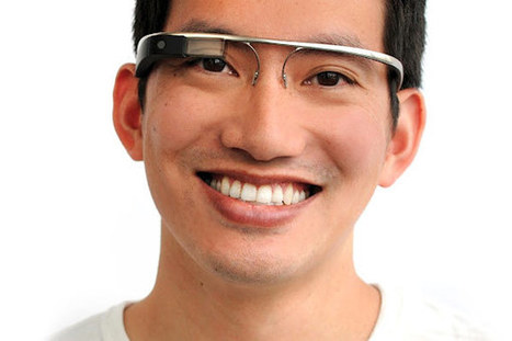 WSJ gets early, slightly uncomfortable look at Google's Project Glass ... | Google And Your SMB | Scoop.it