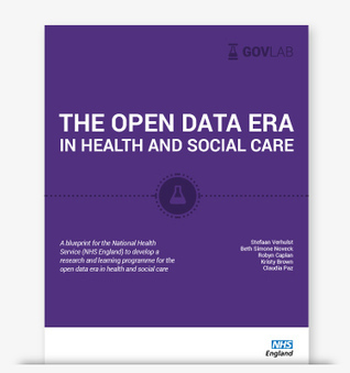 Released: The #OpenData Era in #Health and Social Care | Public Datasets - Open Data - | Scoop.it