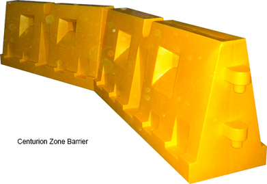 Zone Barriers | Water Filled Traffic Control Barriers | Centurion Barrier Systems | Australia's Plastic Waterfilled Barrier Specialist | Scoop.it