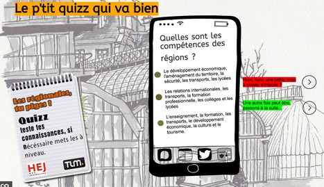 Les régionales, tu piges? | Interactive & Immersive Journalism | Scoop.it