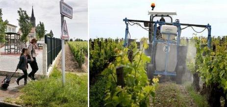 Pesticides : «Je suis inquiet pour mes enfants» | Planete DDurable | Scoop.it