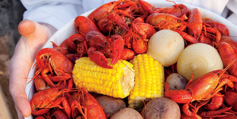 Throw a Crawfish Boil | Garden and Gun | The Butter | Scoop.it