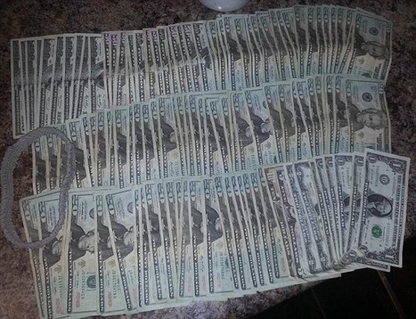 PICTURED: The money a stripper makes in just one shift (and it's more than many of us make in a month) | Escorts | Scoop.it
