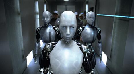 Histoire de robots   robots   Scoop.it