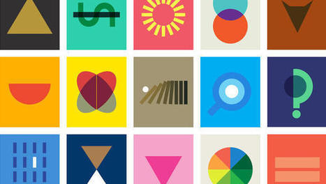 Infographic: The Meaning Of Life Explained In 95 Simple Shapes | Inspired by the Day | Scoop.it