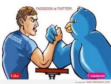 Social media marketing: Facebook o Twitter? - Inside Marketing (Comunicati Stampa) | MarkeThink | Scoop.it