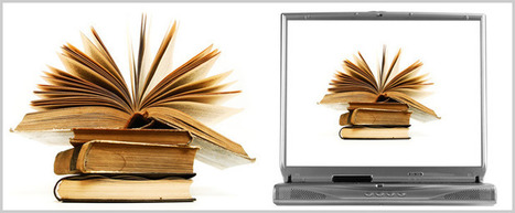 Download Free Ebooks, Legally » Transitioning from Print to Online: Five Easy Steps | Articles Worth Your Time | Scoop.it