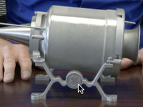 A 3D-printed mini jet engine that performs at 33,000 RPM | Amazing Science | Scoop.it
