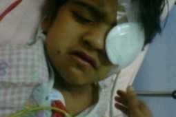 Bahrain riot police shot birdshot gun at 4 year old kid – BRAVO   Human Rights and the Will to be free   Scoop.it