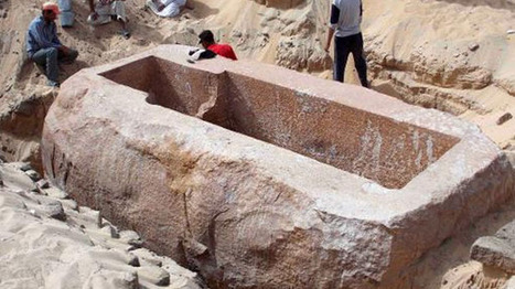 Ancient tomb of unknown Egyptian pharaoh 'Senebkay' found in ... | Ancient world crimes | Scoop.it