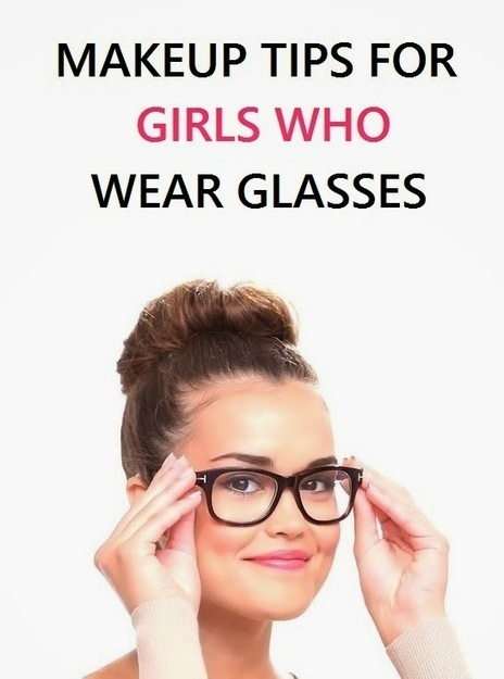 #Beauty : Makeup Tips for Girls Who Wear Glasses | Hairstyle Tutorials | Scoop.it