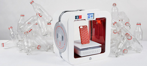 A 3D Printer That Turns Coke Bottles Into Whatever You Can Imagine | onlinecomm | Scoop.it
