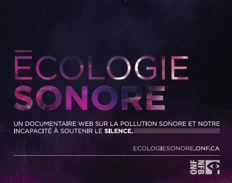 Écologie sonore - Un programme interactif sur notre environnement sonore et notre rapport au silence | Cabinet de curiosités numériques | Scoop.it