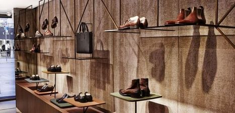Santoni opens on Madison Avenue in New York | Le Marche & Fashion | Scoop.it