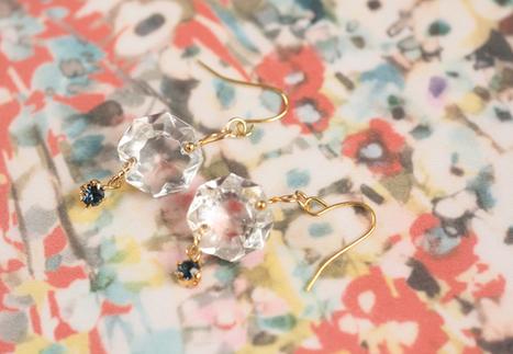 Vintage Chandelier Earrings | contracted | Scoop.it