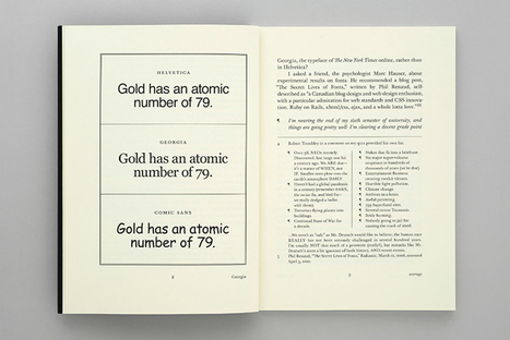 10 Fascinating Scientific Facts About Fonts | elearning stuff | Scoop.it