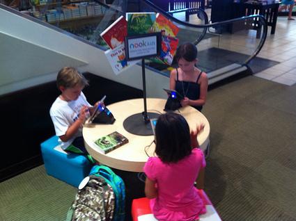 La tablette, appareil de lecture numérique préféré des enfants américains | Amazon : la fin des libraires ? | Scoop.it