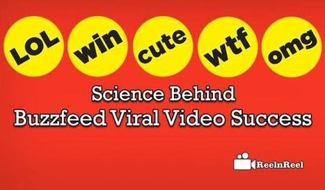 Science Behind Buzzfeed Viral Video Success | Internet Marketing | Scoop.it