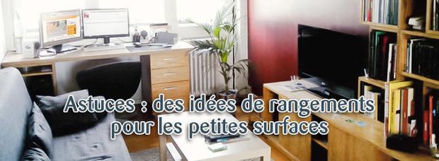 (BLOG) Astuces : des idées de rangements pour les petites surfaces | La Revue de Technitoit | Scoop.it