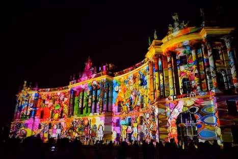 Festival of Lights de Berlin - Moi Caméléon | FaisMonChoix | Scoop.it