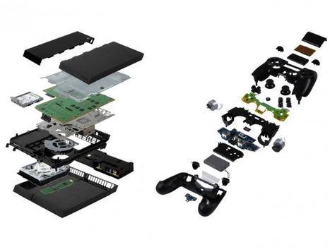 La Playstation 4 coûte 381 dollars à produire | Geeks | Scoop.it