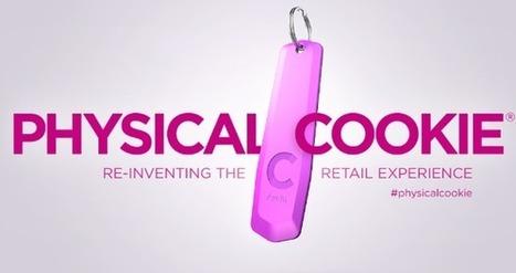Un cookie physique pour concurrencer les iBeacons?   Phygital retail   Scoop.it