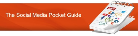 Social Media Pocket Guide | Time to Learn | Scoop.it