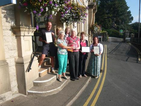 Grange scoops Cumbria in Bloom gold award - The Westmorland Gazette | Grange Now latest news from Grange and the Cartmel area | Scoop.it