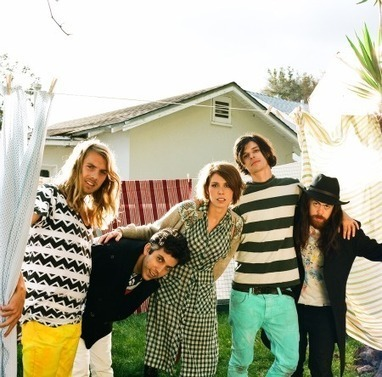 Grouplove Announce Fall 2012 Tour Dates | ...Music Artist Breaking News... | Scoop.it