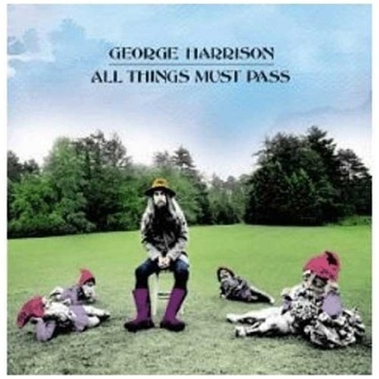 George Harrison – All Things Must Pass [BOXED EDITION] | Old Good Music | Scoop.it