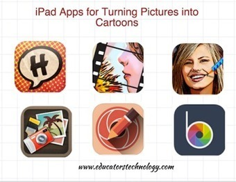6 Great iPad Apps for Turning Pictures into Comics ~ Educational Technology and Mobile Learning | Special Educator Technology | Scoop.it