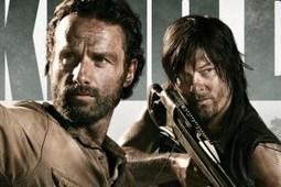 Comic-Con 2013: 'The Walking Dead' Season 4 Unveils Full Panel Plans - ScreenCrush | ApocalypticFiction | Scoop.it
